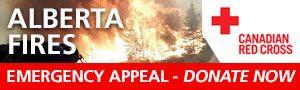 Alberta Wild Fire donation
